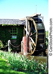 Waterwheel - Holland MI