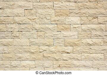 Retângulo, pedra, textura