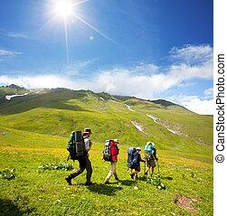 Hike - in hike