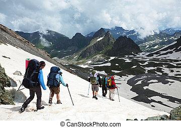 Hike - hike in Everest region
