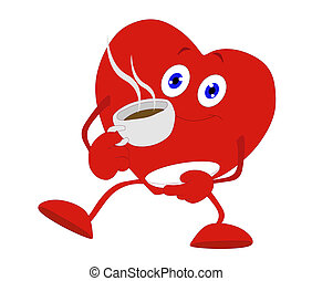 Warming your heart with Tea and or