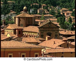 BOLOGNA basilica of st paul - The Church of Saint Paul in...