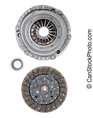 Spare parts forming clutch - Spare parts of motor vehicle...