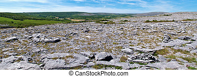 the burren national park ireland