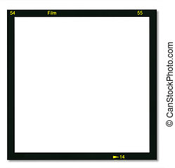square film negative frame - negative film frame square,...