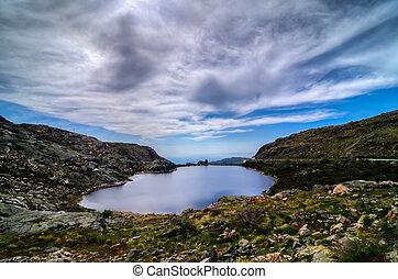 Serra da Estrela, Portugal - Serra da Estrela, wide...