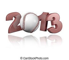 Baseball 2013 design