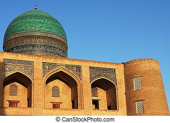 Palace in Bukhara