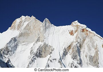 Meru peak - Mount Meru in  Himalayan