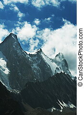 High mountain - Beautiful high mountain