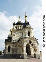 Church - White church