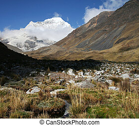Cordilleras mountains - Cordilleras mountain in Peru