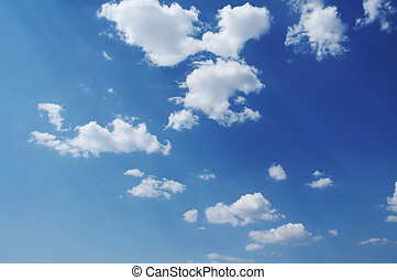 Clouds and sky - Beautiful clouds and sky