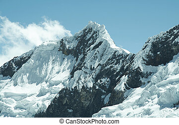 Beautiful mountain Cordilleras - High beautiful mountain...