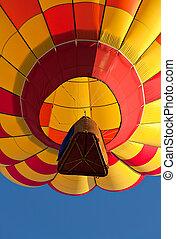 Gondola and Balloon