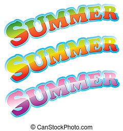 sign Summer