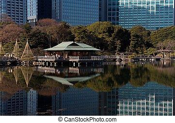 Tokyo - Architecture in Tokyo, Japan