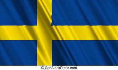 Sweden Flag - Sweden Flag