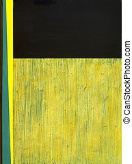 An Abstract Painting - A Minimalist Painting