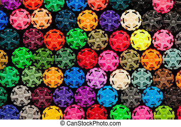 Multicolor pattern - Multicolor abstract pattern