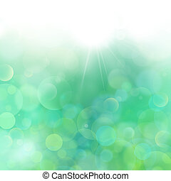 Light Blue-Green background Airmar2 - Abstract background...
