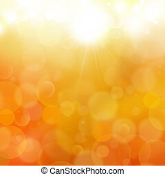 Orange background Airmar2 - Abstract background for...