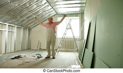 House Renovation - Contractor emotionally explains the...