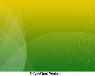 Green-Yellow background Alanyja - Abstract background for...