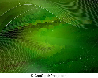 Green Camouflage Army background - Abstract background for...