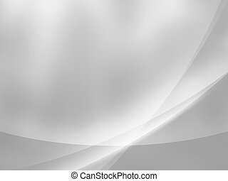 Light Gray White aurora background - Abstract background for...