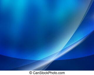 Dark Blue background Aurorac - Abstract background for...