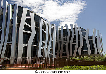 Bank headquarters, Basque Country, Spain - The headquarters...