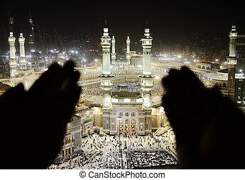 Makkah, Kaaba, Hajj, Musulmans