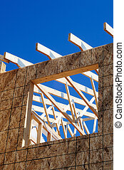 New Construction - Building Under Construction In North...