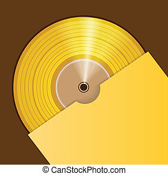 Golden CD prize