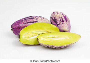 pepino fruit - Pepino is often referred to as the miracle...