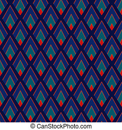 abstract fabric vector seamless background. Vector...