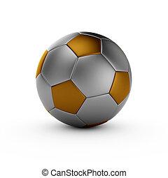 Soccer gold