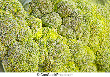 saudável,  brocoli, fundo