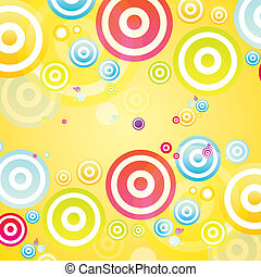 vector kids background. - Colorful kids background. Vector...