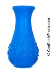 Vase - Beautiful focus a vase image on the white background