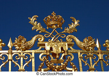Versailles - Chateau 2 - The Palace of Versailles or Chateau...