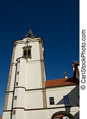 Bell Tower - Medieval Bell Tower in Slovakia