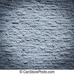 Modern stone brick wall background - Perfect for backdrop
