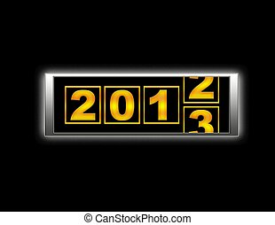 2012 end.