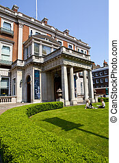 Hertford House (Wallace Collection) in London - Hertford...