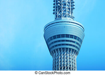 Tokyo Sky Tree tower the highest in the world