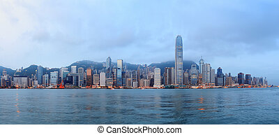 Hong Kong morning