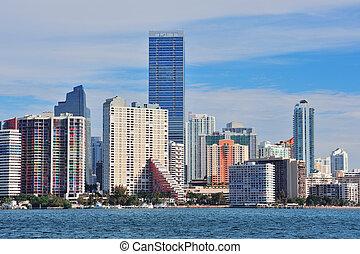 Miami urban architecture