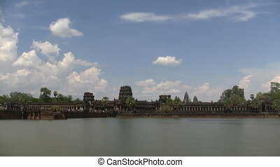 Angkor Wat timelapse